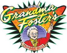 Grandma Fosters BBQ Logo